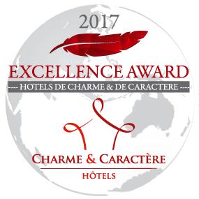Casa9 Hotel**** - Excellence Award 2017