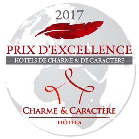 Casa9 Hotel**** - Prix Excellence 2017